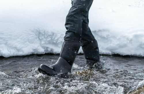 Bogs Men/'s Bozman Tall Black Boots