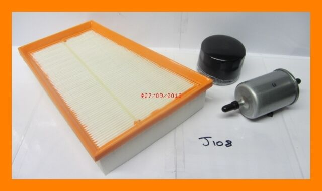 A584887 Service kit Fuel Air Oil Filter RENAULT GRAND 1.6 PETROL 04/04>