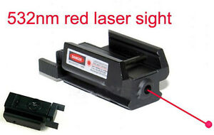 Hunting-Red-Laser-Scopes-for-PISTOL-Glock-17-19-20-21-22-23-30-31-32-Weaver-Rail