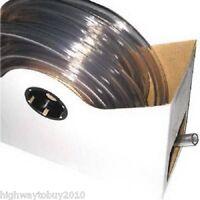 (4) Rolls Samar 7003ptv 1/4 Id X 3/8od X 100' Clear Vinyl Pvc Tubing
