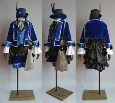 Black Butler Ciel Phantomhive Cosplay Costume Any Size