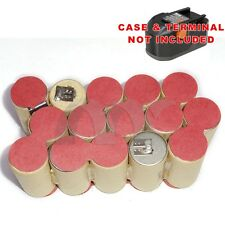 Battery Pack for Ridgid  18 VOLT 130252004 2.0Ah NI-MH