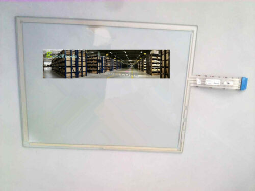 From USA NEW 1PC 48-F-8-151-001  TOUCH SCREEN GLASS PANEL 4513-678-99
