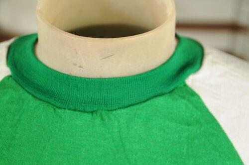 GDR bianca '80 anni Verde Kotaura Camicia uomo DDR True 80's Camicia Jersey Vintage fTYvFZwq