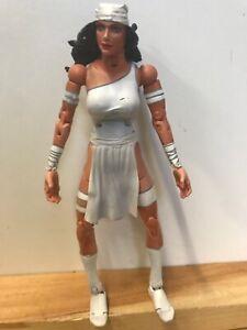 Marvel-Legends-Universe-Electra-Toybiz-6-034-Loose-Figure-Variant-White-Rare-Nice