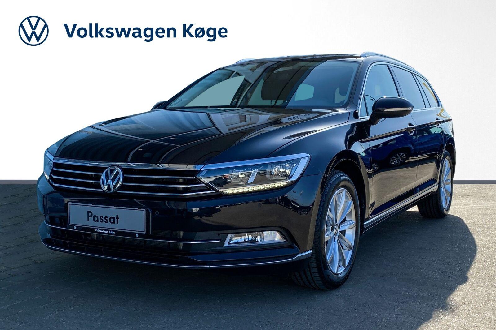 VW Passat 2,0 TDi 150 Highl. Prem. Vari. DSG 5d - 389.900 kr.