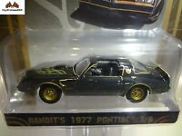 Greenlight Bandit's 1977 Pontiac T/a - Smokey And The Bandit Dirty Version 1:64