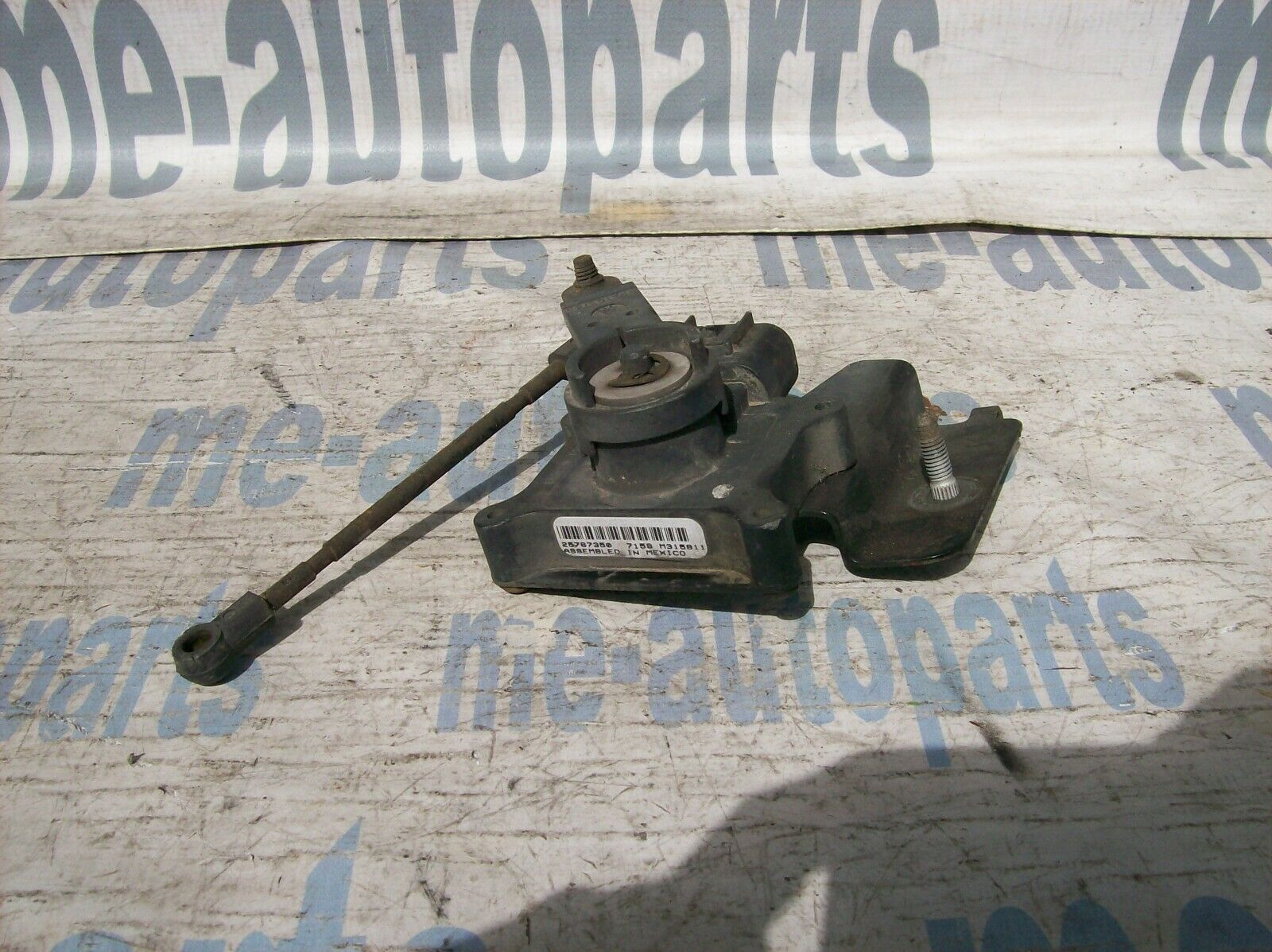 For 2006-2011 Cadillac DTS Shock Absorber Rear API 47651MN 2007 2008 2009 2010