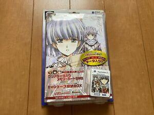 Playstation-2-PS2-GROWLANSER-IV-Return-MemoryCard-amp-Case-HORI