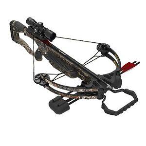 2018 Barnett Raptor FX3 Crossbow Package 4x32 Scope TRIGGERTECH 78132