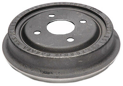 Brake Drum-Silver Rear FEDERATED SB9627 fits 91-02 Saturn SL1