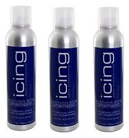 Lot Of 3 Samy Salon Continuous Spray Shampoo 7 Oz Each