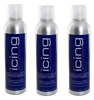 Samy Salon Continuous Spray Shampoo - 7 Oz Each X 3 Bottles
