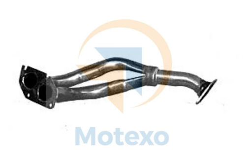 Exhaust Front Pipe Vauxhall Tigra 1.6 1//1994-12//2000