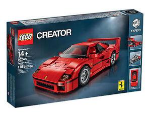 Lego Creator Ferrari F40 Construction Set 10248