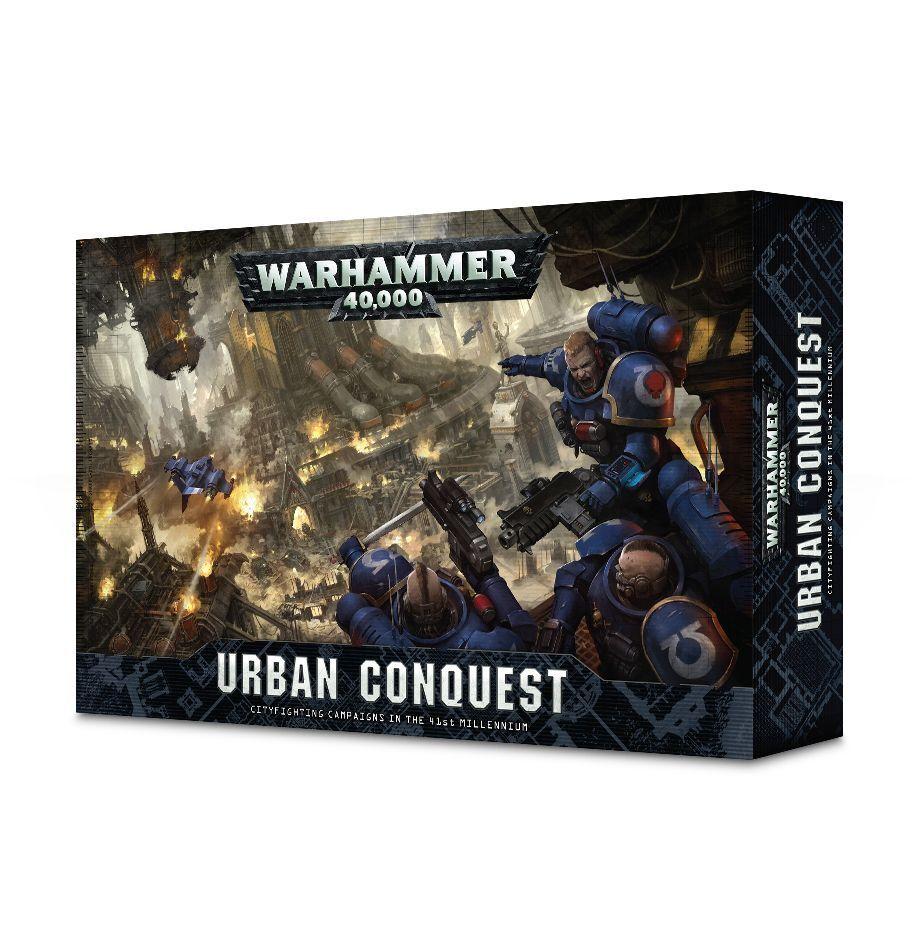 Warhammer 40.000  städtische eroberung gw 40-08-60 nib