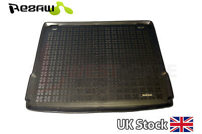 CITROEN C5 ESTATE UPTO 08 WITH HOLES TAILORED 3MM RUBBER HEAVY DUTY CAR BOOT MAT