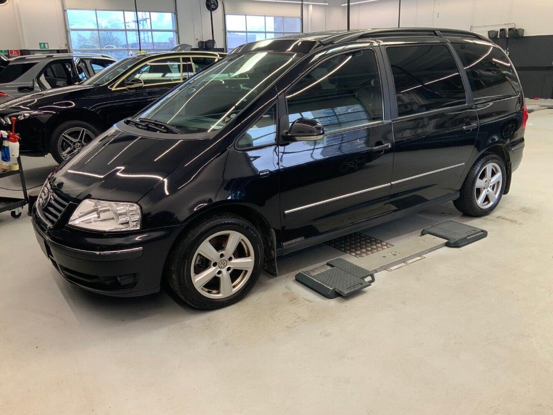 VW Sharan 1,8 T Comfortline
