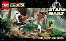 LEGO STAR WARS 7128 SPEEDER BIKES (RETIRED 1999) NEW SEALED LUKE SKYWALKER R2-D2