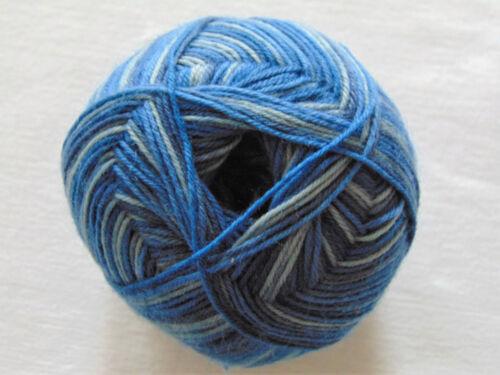 100g//8,99 € 100g-lana-Garn 4-fädig Lungauer calcetines lana-por otra parte