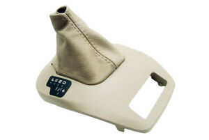 Automatic-Shift-Boot-Leather-Synthetic-for-BMW-M3-Z4-E85-03-08-Beige