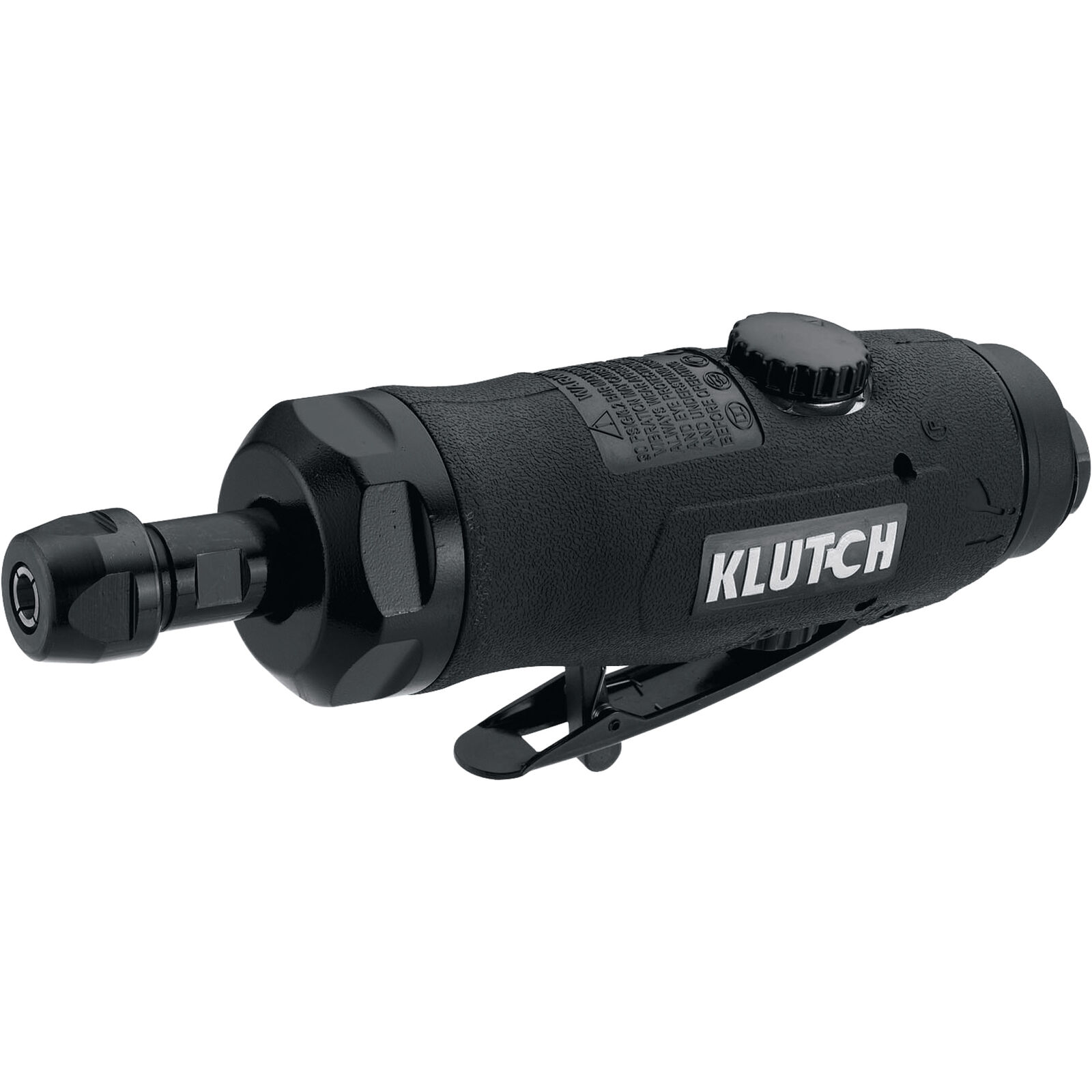 Klutch Low-Noise Air Die Grinder #A01-002-0027. Buy it now for 62.99