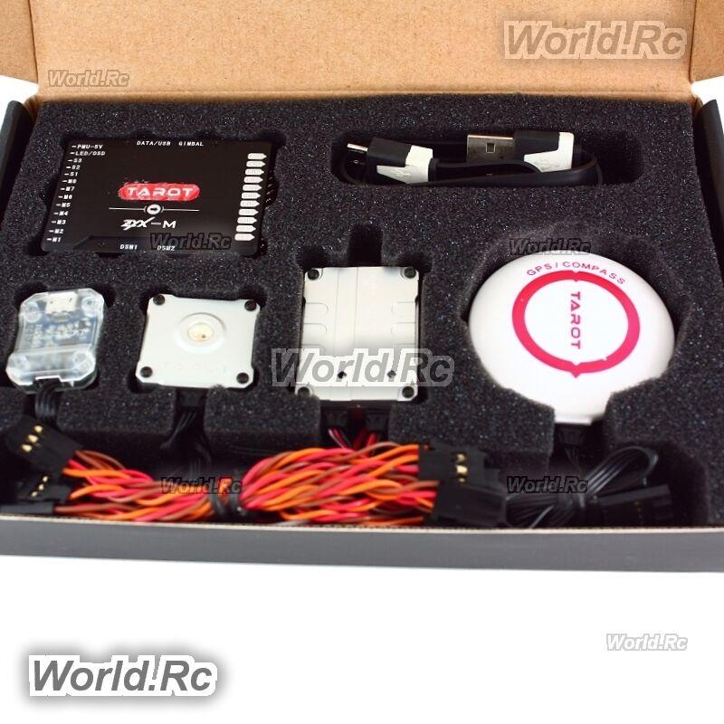 Tarot ZYX-M controllo di volo GPS Combo PMU module per FPV Multicopter-ZYX25