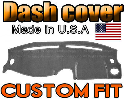 Fits Hyundai Accent 1995-1999 Dashtex Dash Board Cover Mat Charcoal Grey