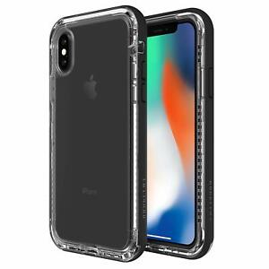 LifeProof-Next-for-iPhone-X-iphone-Xs-Case-Crystal-Black