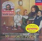 Pavarotti's Opera Made Easy: My Favorite Puccini (CD, Aug-1994, London)