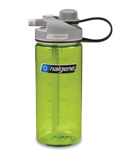 """Nalgene® Trinkflasche Flasche 0,6 L /""""Multi Drink/"""" Wasser Outdoor Business  NEU"""