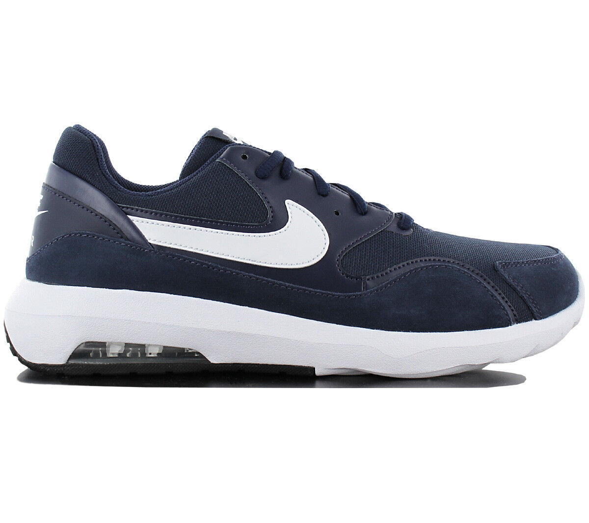 Nike Air Max Nostalgica Sneaker shoes men blue Marina Classic 916781-400