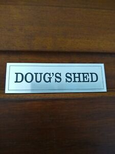 Name Plate Door Signs For Office With 3M Self Adhesive Director Manager Sales