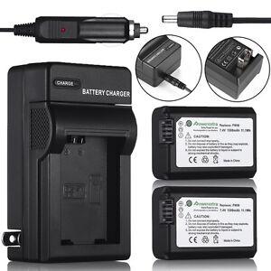 2x-NP-FW50-Battery-Charger-For-Sony-NEX-7-NEX-6-NEX-5N-NEX-3N-A3000-A5000-A7R