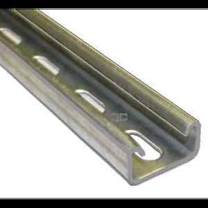 21mm-Slotted-Channel-Unistrut-Type-Stainless-Steel-6-Meter-CS21SS-6