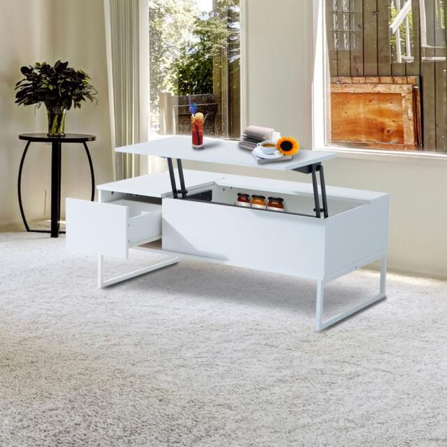 Ofertas casa y jard n colecciones en ebay - Mesita salon elevable ...