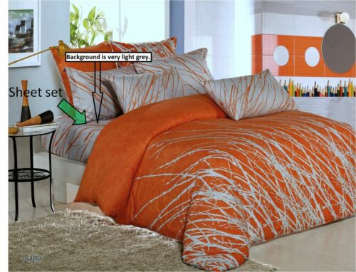 duvet cover set//sheet set//accessories full//queen//king tree branch bedding set