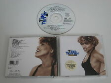 TINA TURNER/SIMPLY THE BEST(CAPITOL CDP 79 6630 2) CD ALBUM