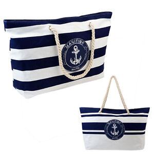 Strandtasche-Badetasche-Umhaengetasche-Einkaufstasche-Freizeittasche-Urlaub