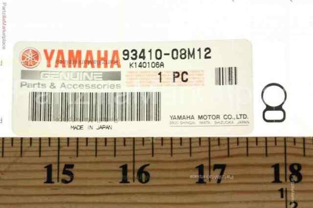 Yamaha 93410-08M12-00 CIRCLIP; 9341008M1200