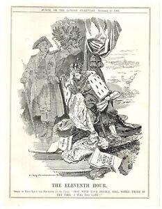 King-Louis-XVI-Ghost-to-Russian-Czar-Nicholas-II-Side-w-People-Punch-Cartoon