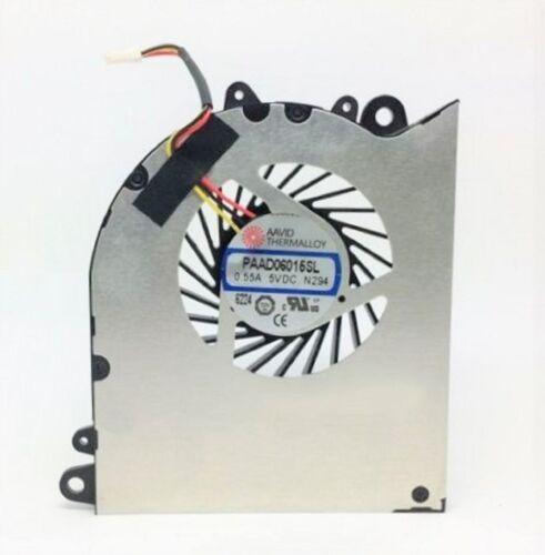 New MSI CPU Fan GS60-6QC GS60-2QE GS60-6QD GS60-Ghost series PAAD06015SL