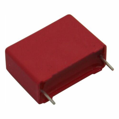 2x FKP1 22n 1600V Kondensator Polyproylen 22nF 1.6kVDC 27.5mm ±5/% WIMA Neu RoHS