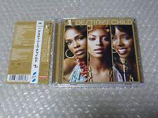 #1's [Japan Bonus Tracks/Bonus DVD] by Destiny's Child (CD, Oct-2005, Sony)