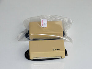 Set-Schaller-Golden-50-Super-N-B-Nr-206N-und-Nr-206B-in-creme