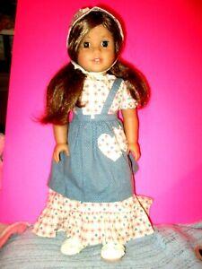 American-Girl-Pleasant-Company-Doll-Brown-Wavy-Hair-Brown-Eyes-Just-like-me