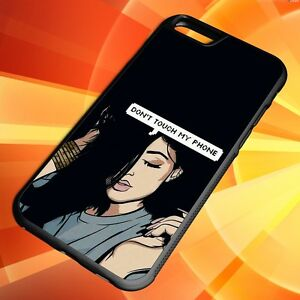 half off 948f4 f2e66 Details about New Kylie Jenner Don't touch Myphone Case Cover For iPhone 6  6 plus 6s 6s plus