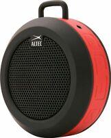 Altec Lansing Orbit Wireless Bluetooth Speaker (Red) - Refurbished