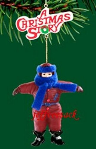 "A Christmas Story /""Bundled up Tight/""  Carlton Cards ornament     *RARE*"