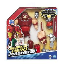 HASBRO MARVEL SUPER HERO MASHERS JUGGERNAUT INTERCHANGEABLE ACTION FIGURE TOY
